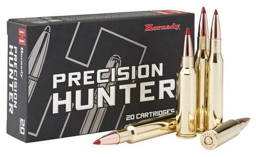 Hornady Precision Hunter 7mm-08 Remington, 150gr, ELD-X, 20rd/box