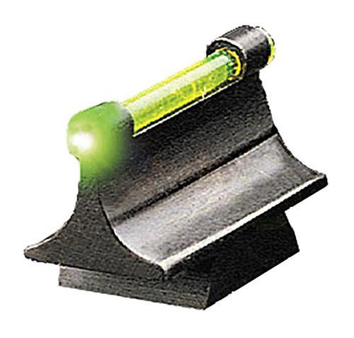 Truglo 3/8 Metal Dovetail Sights .450 Green Rifle Fiber Optic