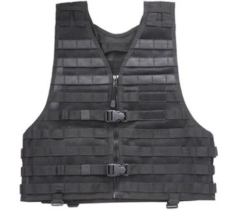 5.11 VTAC LBE Tactical Vest, Black, Regular