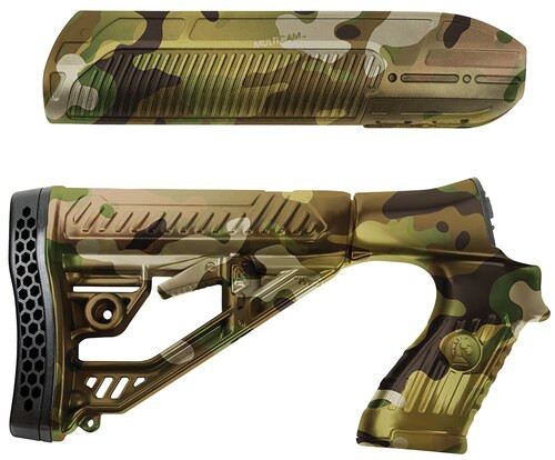 Adaptive Tactical EX Performance Stock/Forend Remington 870 MultiCam
