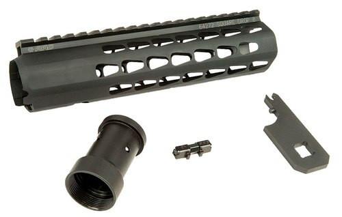 Advanced Armament Squaredrop AR-15 Aluminum Black/Anodized 64272