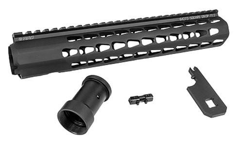 Advanced Armament Squaredrop AR-15 Aluminum Black/Anodized 64273