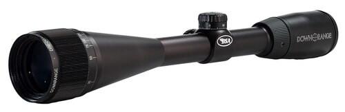 """BSA Down Range 6-24x 44mm Obj 15-4 ft @ 100 yds FOV 1"""" Tube Black"""