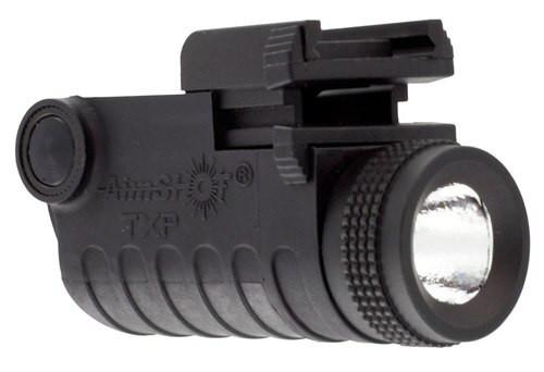 Aimshot Pistol LED Rail-Mount Light 130 Lumens Lithium Ion Black