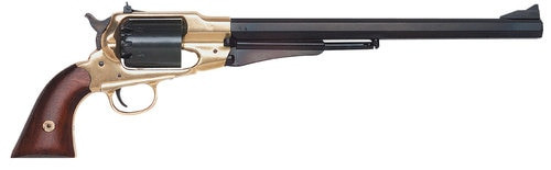 "Traditions 1858 Bison Revolver (Inline) 44 BP 12"" Adjustable Sights Walnut Gr"
