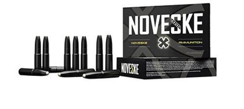 Nosler Noveske 300 Blackout 220gr Round Nose Ballistic 20rd Box