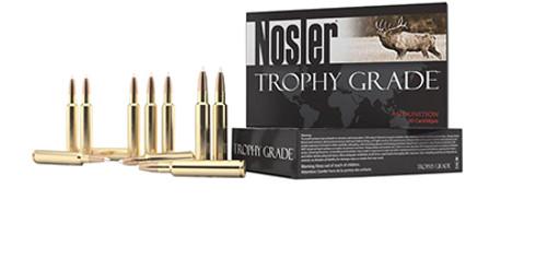 Nosler Trophy Grade 338 Winchester Magnum 225gr E-Tip Lead-Free 20 Bx/ 1