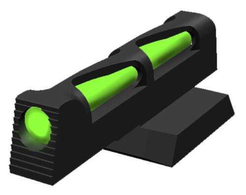 Hiviz Litewave Novak 1911 Pistol Fiber Optic Green/Red/white