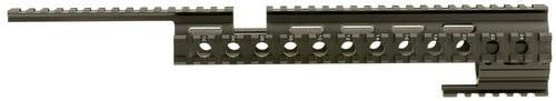 Sun Optics SMQRR Ruger 10/22 Quad Rail T-6160 Aluminum
