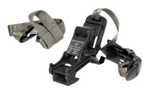 ATN MICH Helmet Mount For PVS14 Multiple Position Style Black Fini