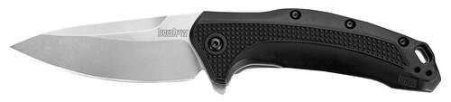 """Kershaw Link Knife 3.25"""" 420HC Stainless Drop Point Glass Filled Nylon"""