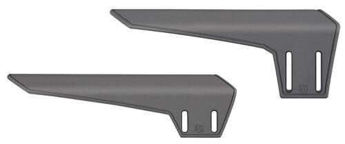 Advanced Technology Tactlite Cheekrest Kit Grey AR-15