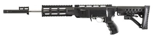 ProMag Archangel 10/22 Conversion Stock, Rifle Polymer, No Bayonet, Black