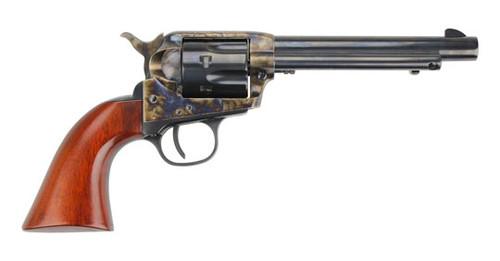"BLEMISHED Uberti 1873 Cattleman NM Stallion Conversion, 22LR/.22 Mag, 5.5"", Steel"