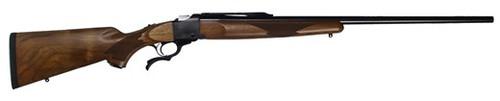 "Ruger No. 1B Sporter Rifle 6.5 Creedmoor 28"" Barrel Walnut Stock Rings Included"