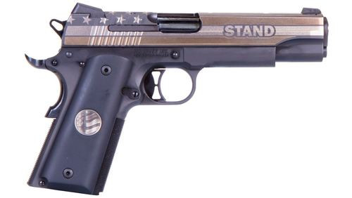 "Sig 1911 Stand Special Edition 45 ACP, 5"" Barrel, 2- 7rd Mags"