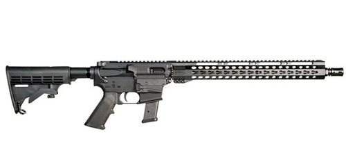 """Inter Ordnance M215 KM15, 9mm, 16"""", Keymod Handguard, 30rd, Mil-Spec"""