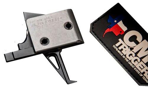 CMC Triggers Standard Trigger Pull Flat AR-15 5-5.5 lbs