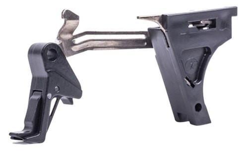 CMC Triggers Glock Trigger Kit Flat Glock Gen4 45 ACP 8620 Steel Black