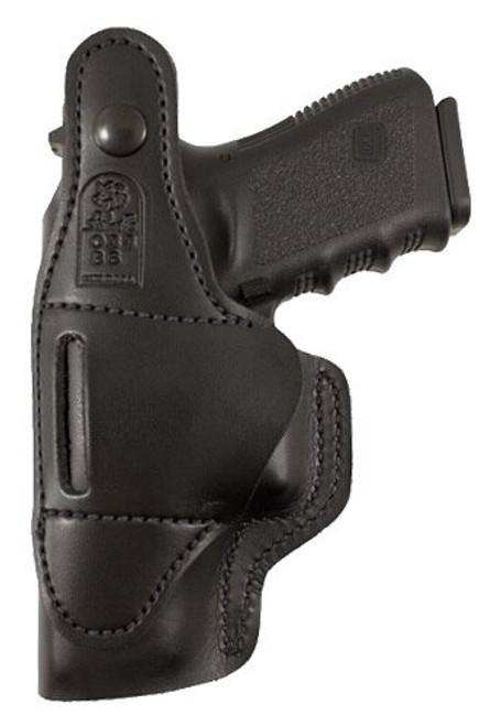 Desantis Dual Carry II GLOCK 19,23,32,36 Leather Black