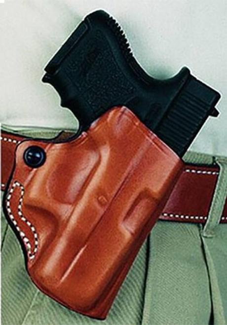 Desantis Mini Scabbard Black LCP II Leather Black