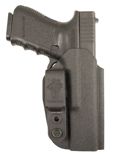 Desantis Slim-Tuk IWB S&W M&P 9/40 Kydex Black