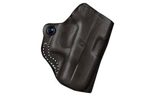 Desantis Mini Scabbard Springfield XDS Leather Black