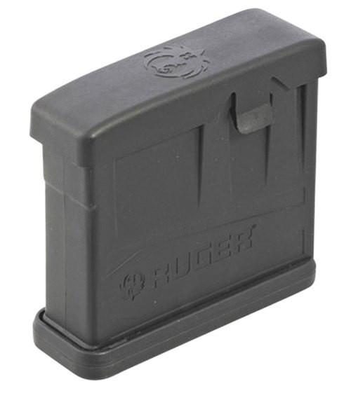 Ruger Gunsite Scout 308 Win/7.62mm 5 rd Black