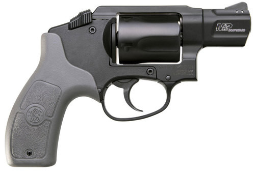 "Smith & Wesson 638 Bodyguard, .38 Special, 1.875"" Barrel, 5rd, Gray Grip, Black SS"