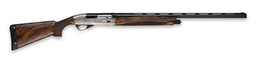 "Benelli 50th Anniversary Raffaello Limited Edition 12g 28"" Engraved Nickel AAA Walnut"