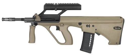 Steyr O3 AUG A3 M1 NATO 223 Remington/5.56 NATO 16""