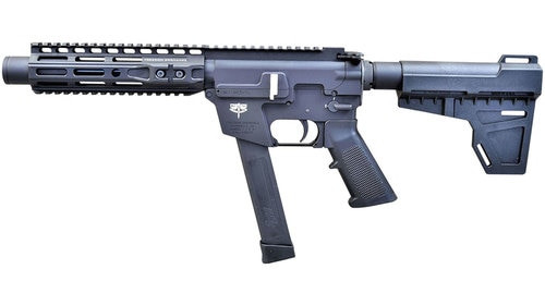 "Freedom Ordnance FX-9 AR Pistol, 9mm, 8"" Barrel, 33rd Mag"