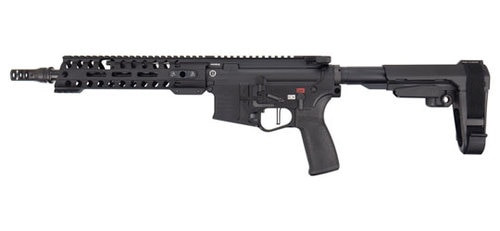 "POF Renegade Plus AR Pistol, .300 AAC Blackout, 10.5"", 30rd, Black"