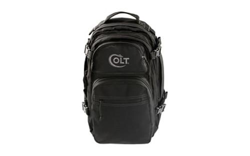 "Drago Gear Colt Patrol Backpack 600D Polyester 16"" x 10"" x 10"" Black"