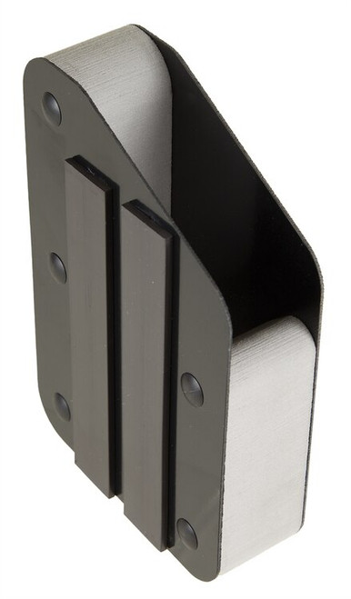BenchMaster WeaponRac Single Pistol Rac Magnetic