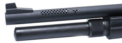 Wilson Extension Tube Rem 870/1100/11-87 12 Gauge 2rd Steel Black Parker