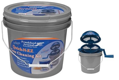 Frankford Arsenal Quick-N-Ez Rotary Case/Media Separator 1 Multi-Caliber