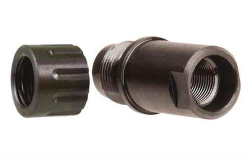 Silencerco, Llc Sparrow Silencer Adapter With Thread Protector .5-28 Tpi For Fn Five-Seven