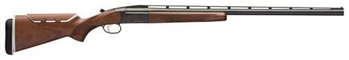 "Browning BT-99 Adjustable B&C Micro Break Open 12ga 32"" 2.75"" Black W"