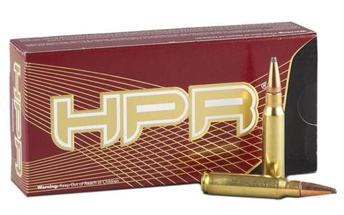 HPR 308 Win, 150gr, Boat Tail Soft Point, 20rd/Box