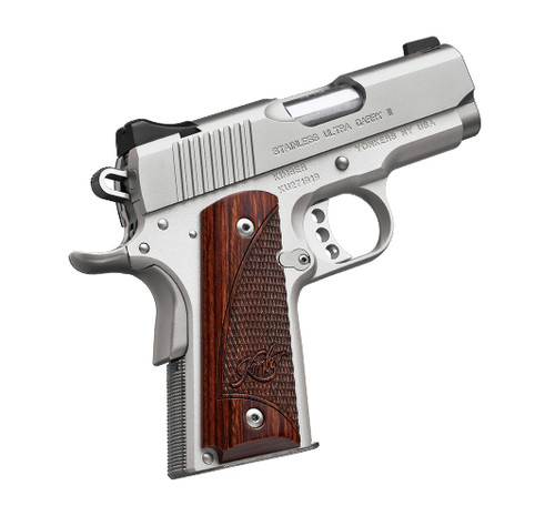 Kimber Stainless Ultra Carry II (2016) 45ACP CA Approved