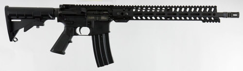 "POF CONSTABLE MILSPEC AR-15 5.56/223 16"" Barrel 9"" M-Lok RAIL 30rd Mag"