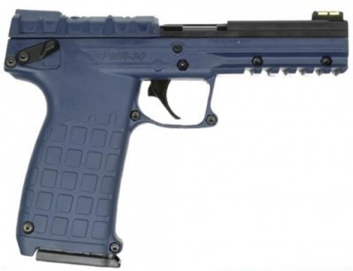 Kel-Tec PMR30, .22 Mag, Navy Blue Frame, Black Slide, 30rd Mag