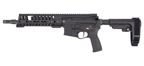 "POF P415 Edge AR Pistol, .300 Blackout, 10.5"", 9"" M-Lok MMR Rail, Black, 30rd"