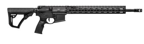 "Daniel Defense DDM4 V11 Pro 5.56/223 18"" S2W Profile Barrel Salt Bath Nitride Finished 10rd California Compliant"