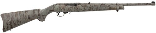 "Ruger 10/22 22LR 18.5"" Barrel Natural Gear Camo Synthetic Stock 10 Rd Mag"