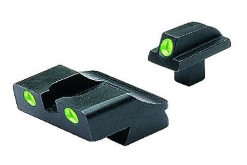 Meprolight Tru-Dot NS Fixed Colt Government .125 Tritium Green Front/Rear