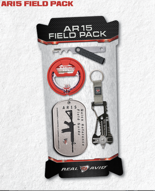 Real Avid AR-15 Field Pack- 4 Great Tools