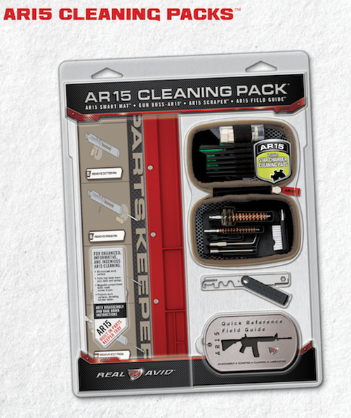 Real Avid AR-15 Cleaning Pack