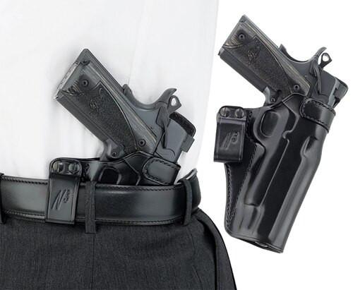 Galco Waistband Auto Glock 19/23/32, Black, RH